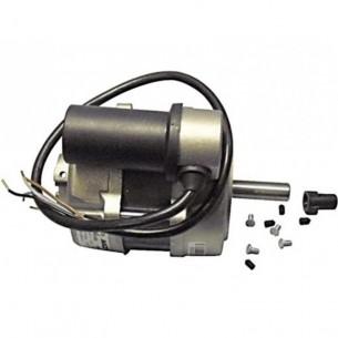 Acoplamiento motor extractor caldera Standard NEGRO MB005767