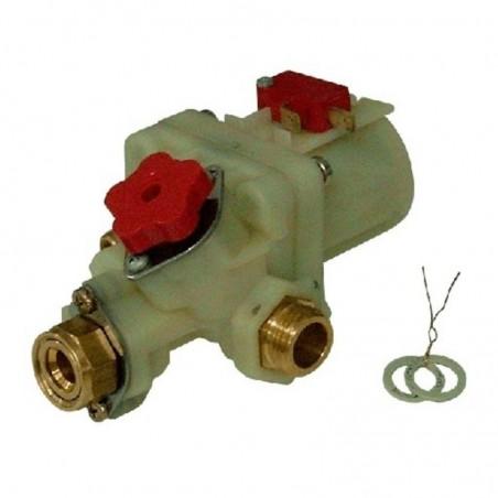 Bombilla microondas Standard 240V 25W salida 180º 481913428051