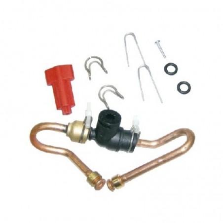 Parrilla auxiliar fuego encimera Standard esmaltada diametro 130 mm