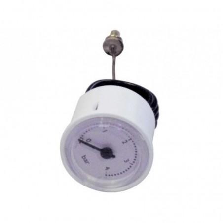 Mando grifo gas encimera Balay Electrolux Corbero negro diametro Eje 6 mm