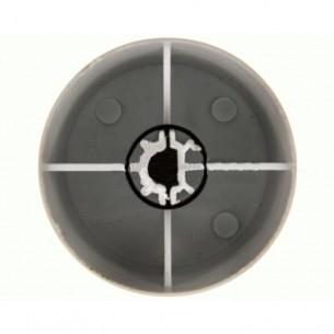 Tapeta quemador Balay Bosch Siemens diametro 80 mm esmalte aluminio