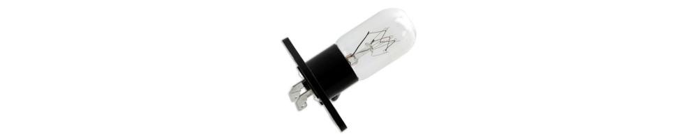Bombilla lámpara microondas