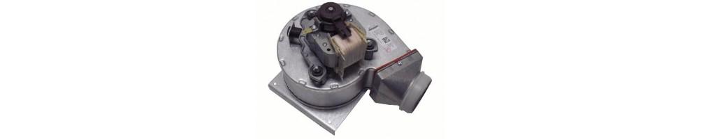Motor extractor caldera termo/caldera