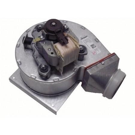 Motor ventilador caldera