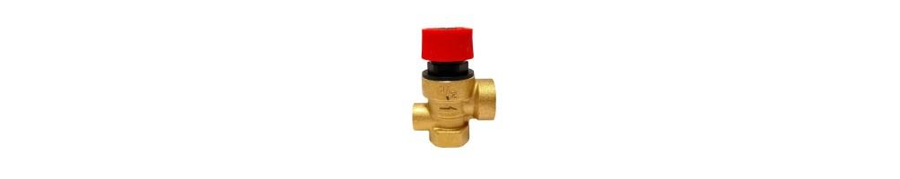 Válvula seguridad termo/caldera