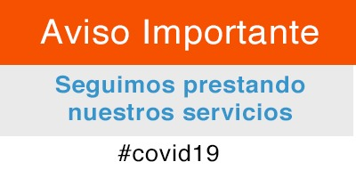 Aviso Importante Coronavirus